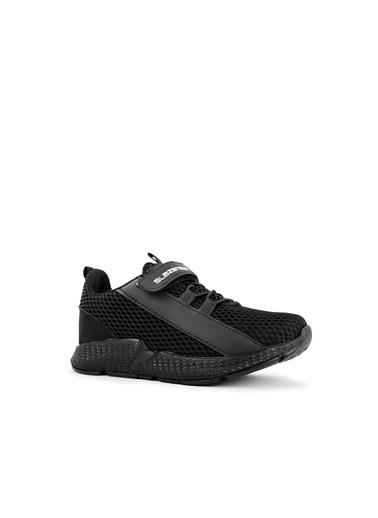 Slazenger Slazenger ALISA I Spor Çocuk Ayakkabı  Siyah